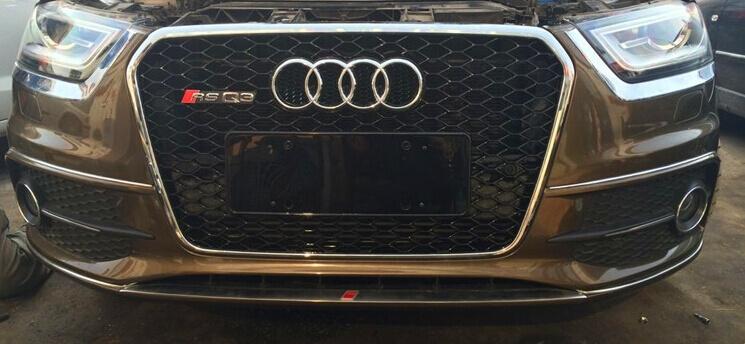 Высокопрочная тюнингованная решетка радиатора Audi RSQ3