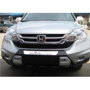 Защитная накладка бампера Honda CR-V 2.0 (2010-2012)