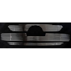 Хромированная решетка радиатора Toyota Hilux (2005-2011)