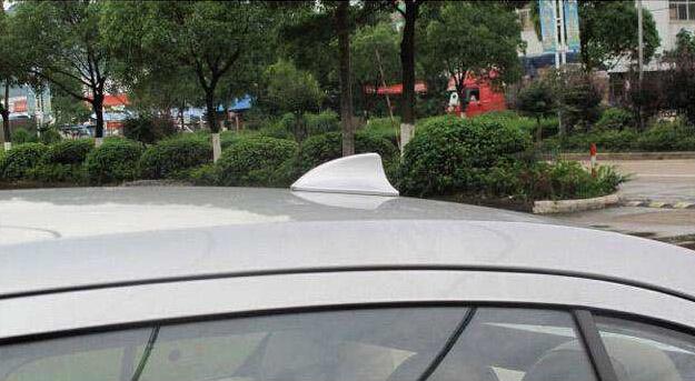 Плавник на крышу автомобиля Красный, фото 5