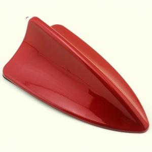 Плавник на крышу автомобиля Красный