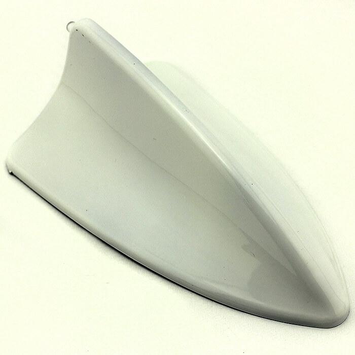 Плавник на крышу автомобиля Белый