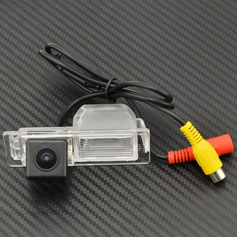 Камера заднего вида Opel Astra J (HS8168), фото 3