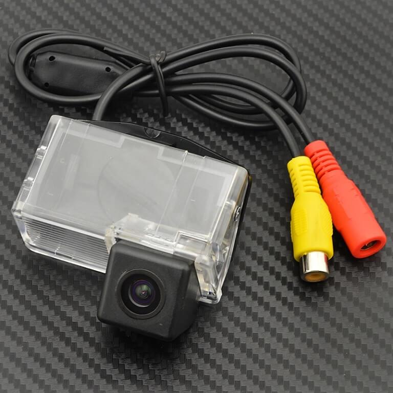 Камера заднего вида Toyota Corolla E140/E150 (HS8014)