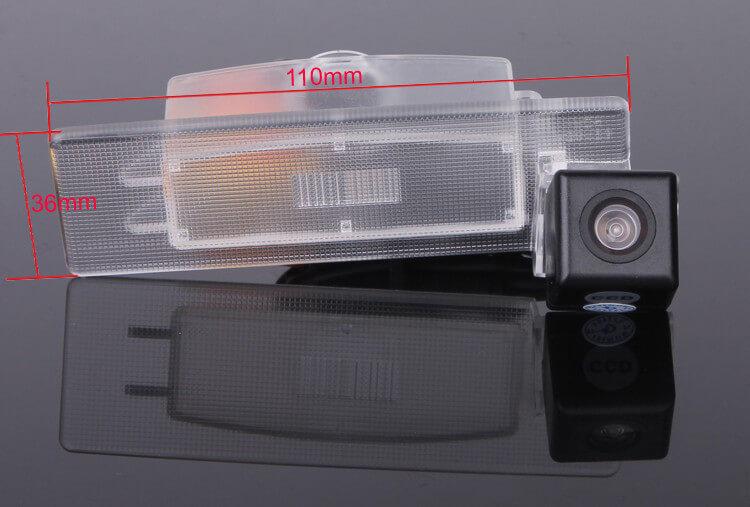 Камера заднего вида Kia Optima 3 (HS8123), фото 9