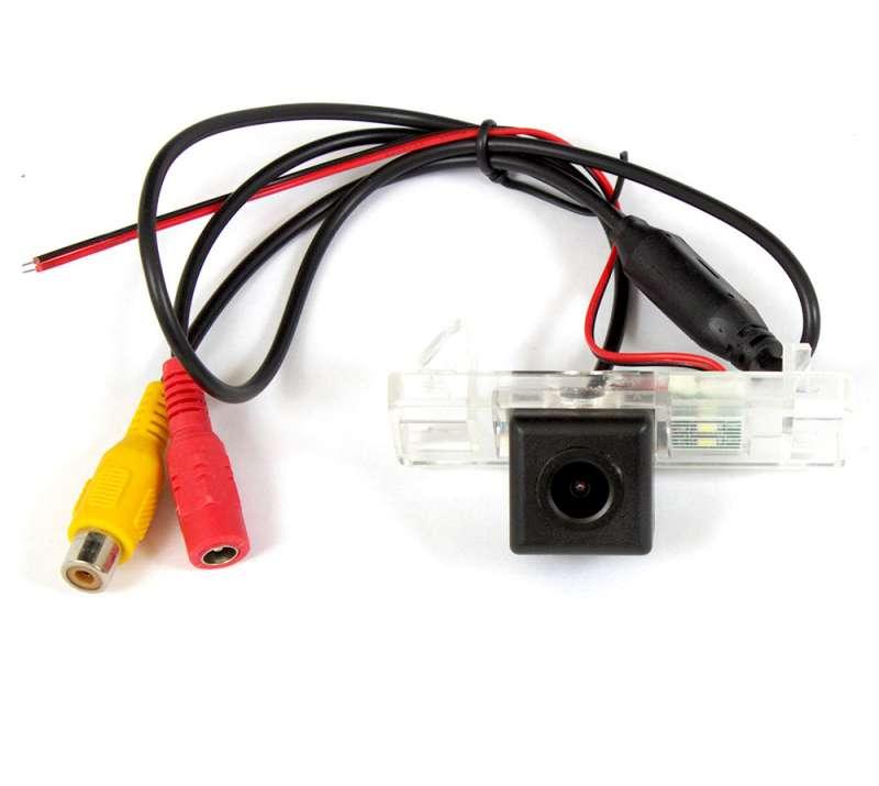 Камера заднего вида Nissan Qashqai J10 (HS8017), фото 3