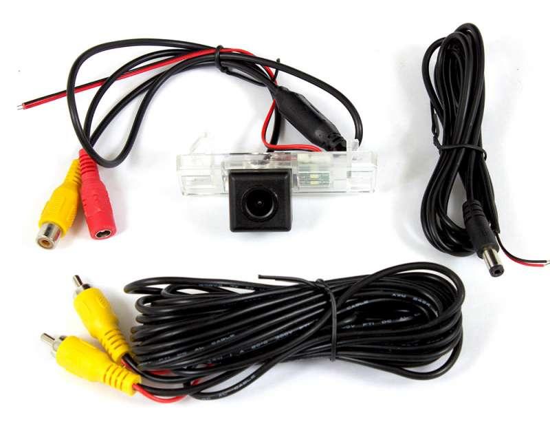 Камера заднего вида Nissan Qashqai J10 (HS8017), фото 4
