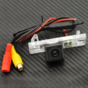Камера заднего вида Nissan Qashqai J10 (HS8017)