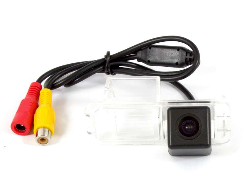 Камера заднего вида Volkswagen Polo 5 хэтчбек (HS8099), фото 3