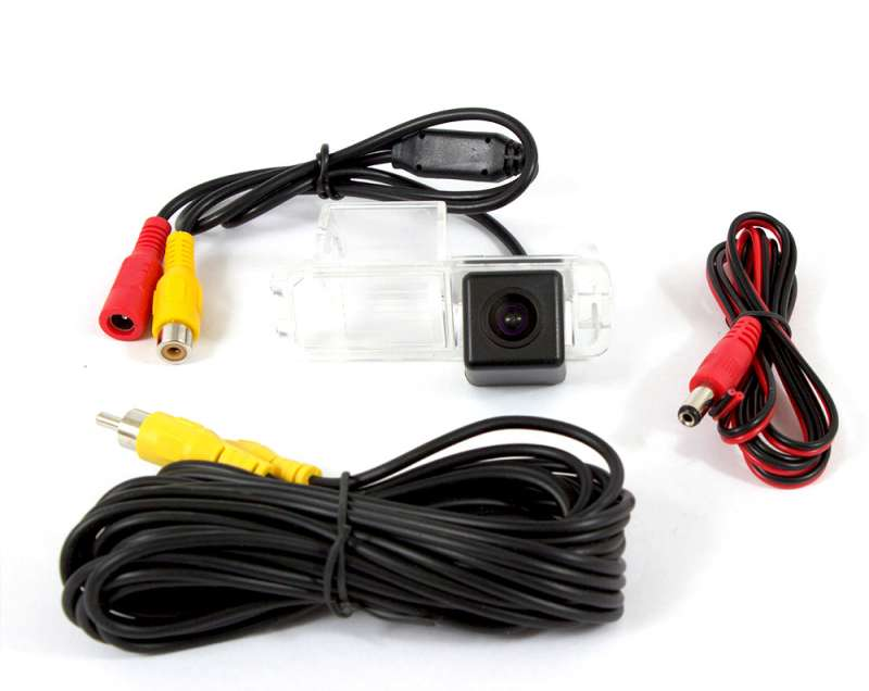 Камера заднего вида Volkswagen Polo 5 хэтчбек (HS8099), фото 4
