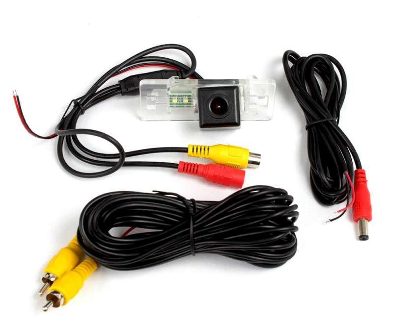 Камера заднего вида Audi A4 B8 (HS8027), фото 4