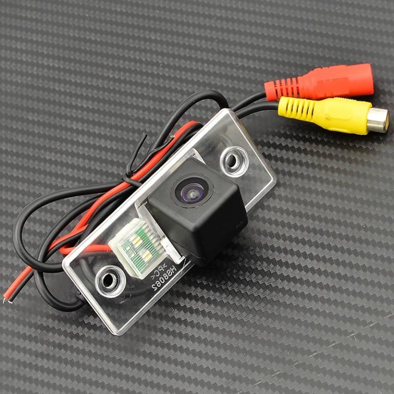 Камера заднего вида Skoda Fabia (HS8062)
