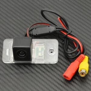 Камера заднего вида Audi A4 (2008-2011) (HS8036)