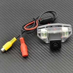 Камера заднего вида Honda Fit хэтчбек (2008-2014) (HS8015)
