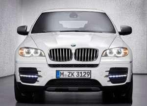Дневные ходовые огни BMW X6 E71 (2008-2012)