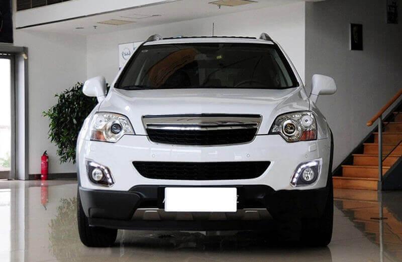 Дневные ходовые огни Opel Antara (2010 – 2015)