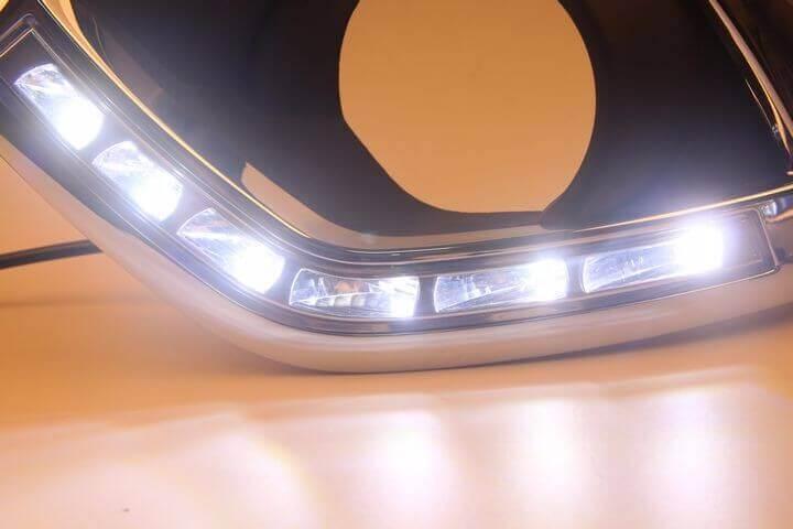 Дневные ходовые огни Opel Antara (2010 – 2015), фото 15