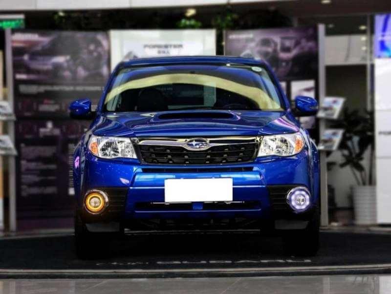 Дневные ходовые огни Subaru Forester SH (2011-2013)