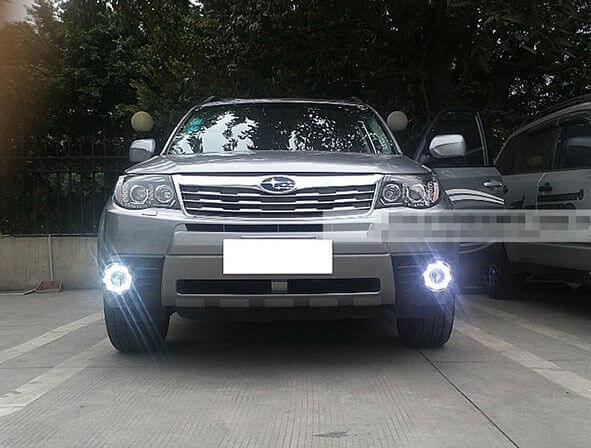 Дневные ходовые огни Subaru Forester SH (2011-2013), фото 2