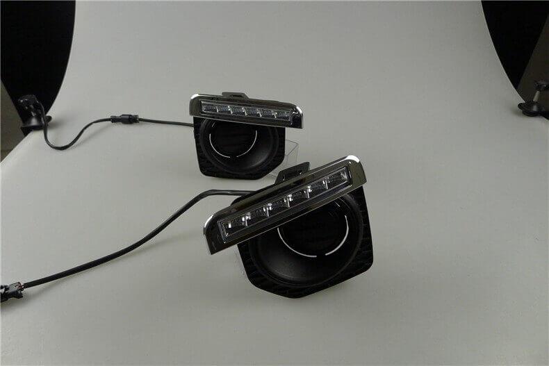 Дневные ходовые огни Land Rover Freelander, фото 6