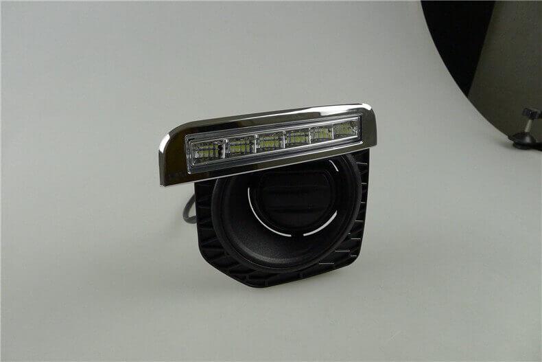 Дневные ходовые огни Land Rover Freelander, фото 4