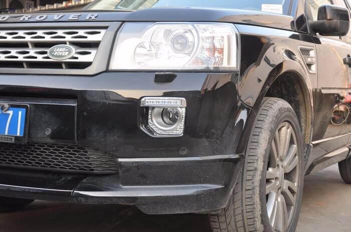 Дневные ходовые огни Land Rover Freelander, фото 10