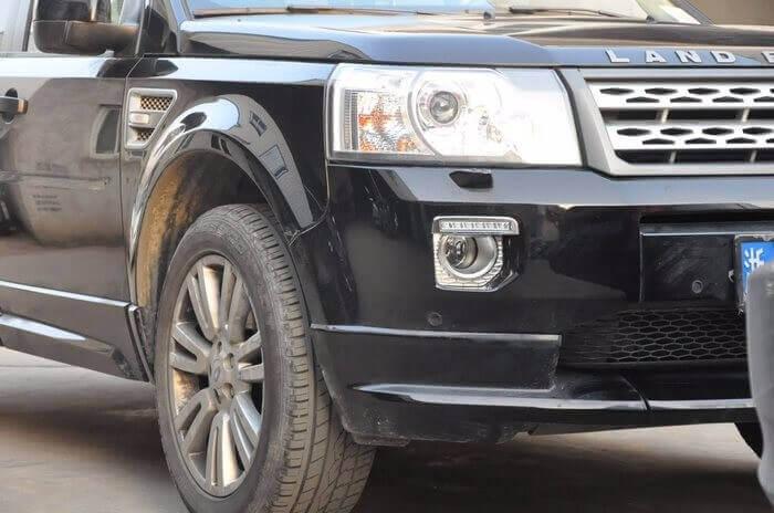 Дневные ходовые огни Land Rover Freelander, фото 9