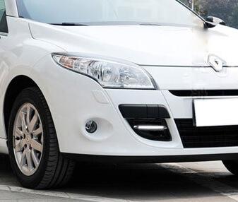 Дневные ходовые огни Renault Megane III (2009-2012)