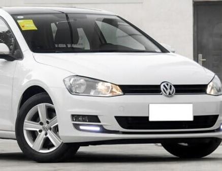 Дневные ходовые огни Volkswagen Golf 7 (2013-2017)