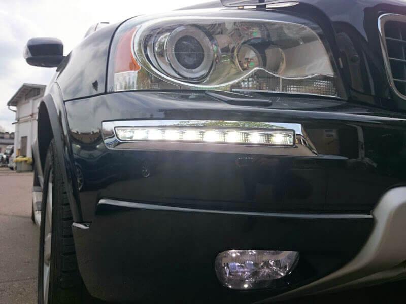 Дневные ходовые огни Volvo XC90 (2006-2014)