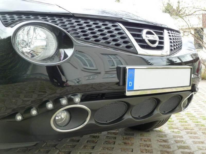 Дневные ходовые огни Nissan Juke