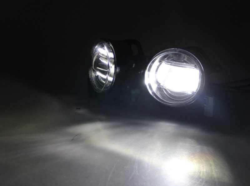 Противотуманные фары Toyota Camry (2009-2011), фото 17