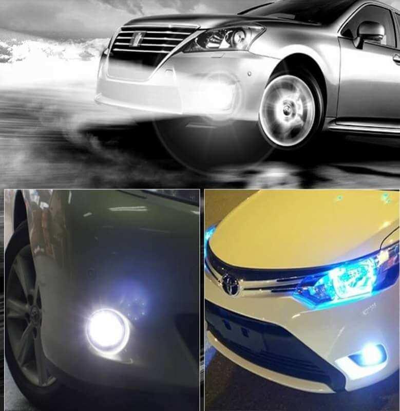 Противотуманные фары Toyota Camry (2009-2011), фото 19