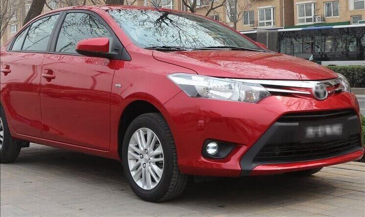 Противотуманные фары Toyota Сorolla (2010-2013)