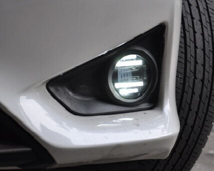 Противотуманные фары Toyota Сorolla (2010-2013), фото 18