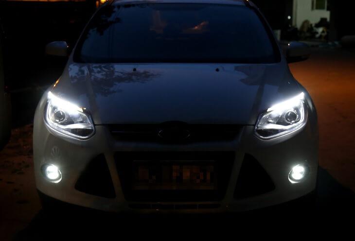 Противотуманные фары Ford Focus 3 (1.6), фото 14