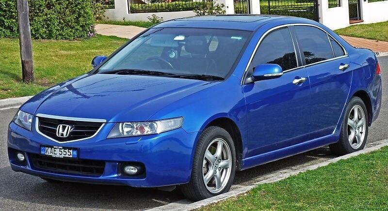 Противотуманные фары Honda Accord (2005-2007)