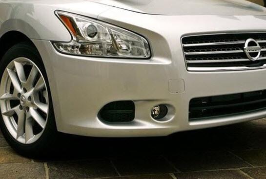 Противотуманные фары Nissan Primera