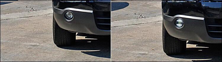 Противотуманные фары Nissan Qashqai, фото 13
