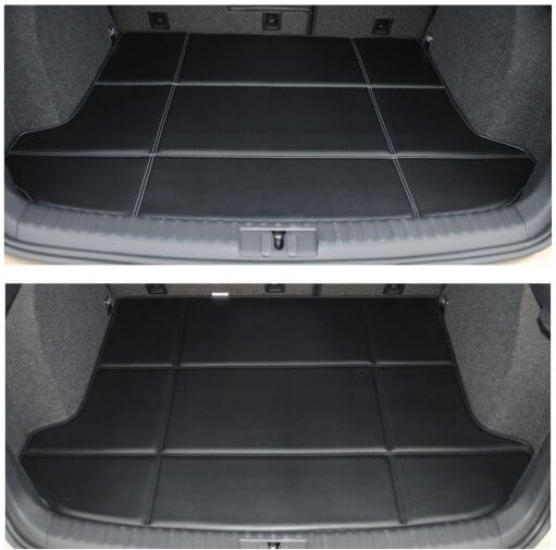 Коврик в багажник Mercedes-Benz GLK RSP-40, фото 2