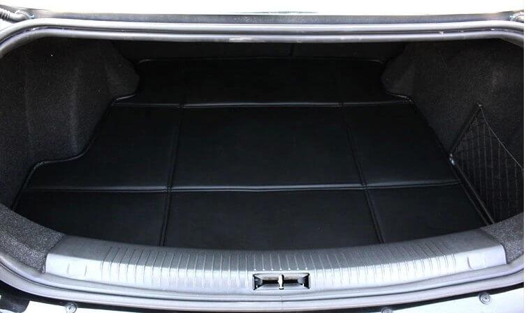 Коврик в багажник BMW 5 F10, F11 (седан 2010-2012) RSP-19, фото 6