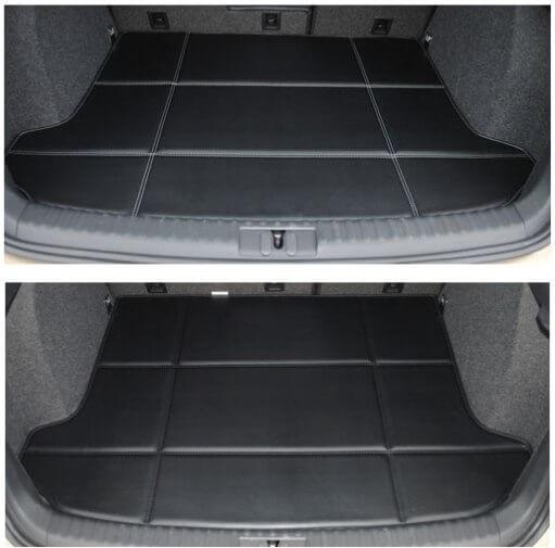 Коврик в багажник BMW 5 F10, F11 рестайлинг (седан 2013-2014) RSP-20, фото 2