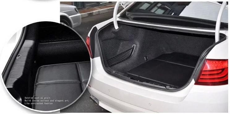 Коврик в багажник BMW 5 F10, F11 рестайлинг (седан 2013-2014) RSP-20, фото 5