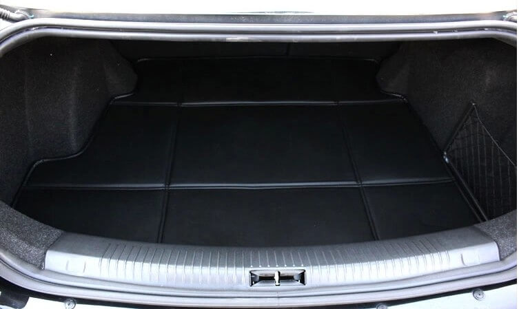Коврик в багажник BMW 5 F10, F11 рестайлинг (седан 2013-2014) RSP-20, фото 6