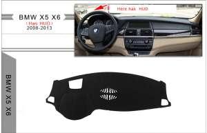Защитное покрытие панели для BMW X6 (2008-2014)