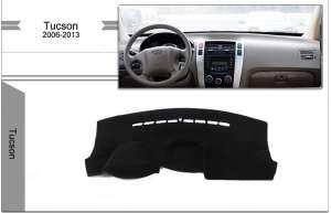 Защитное покрытие панели для Hyundai Tucson (2004-2010)