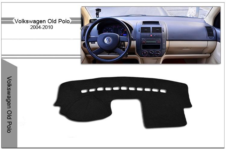 Защитное покрытие панели для Volkswagen Polo (2005-2009)