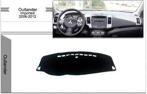 Защитное покрытие панели для Mitsubishi Outlander (2006-2012)