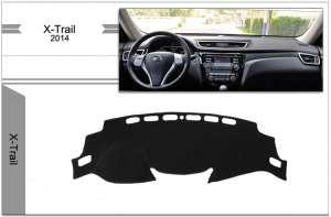 Защитное покрытие панели для Nissan X-Trail (2014+)