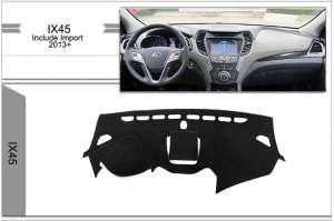 Защитное покрытие панели для Hyundai Santa Fe (2013-2017)